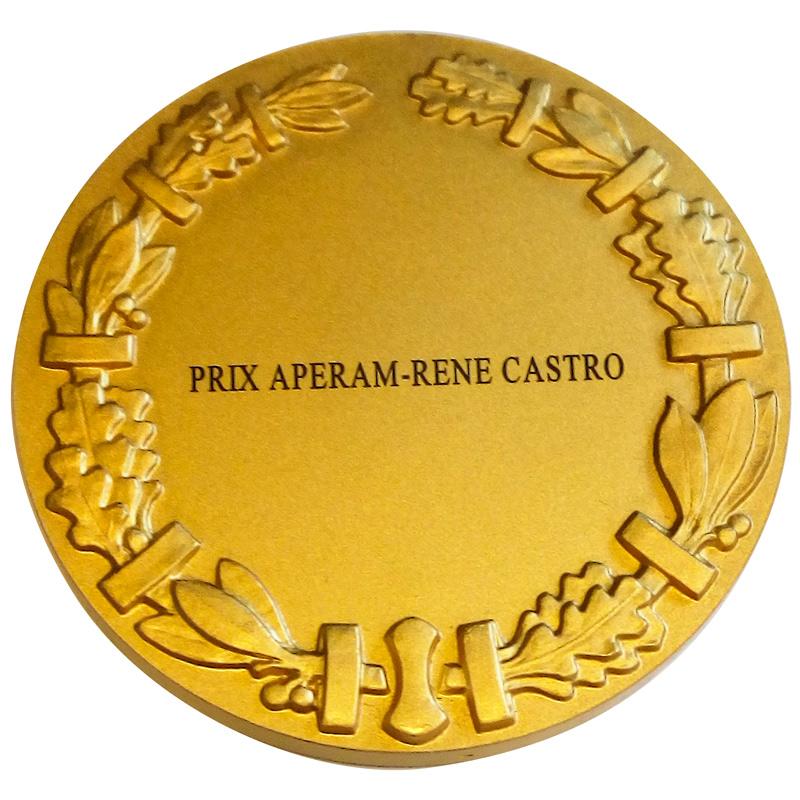 PRIX APERAM-RENE CASTRO