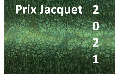 Prix Jacquet 2021